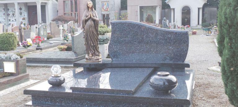 Lapidi e lastre funerarie Montaldo Bormida